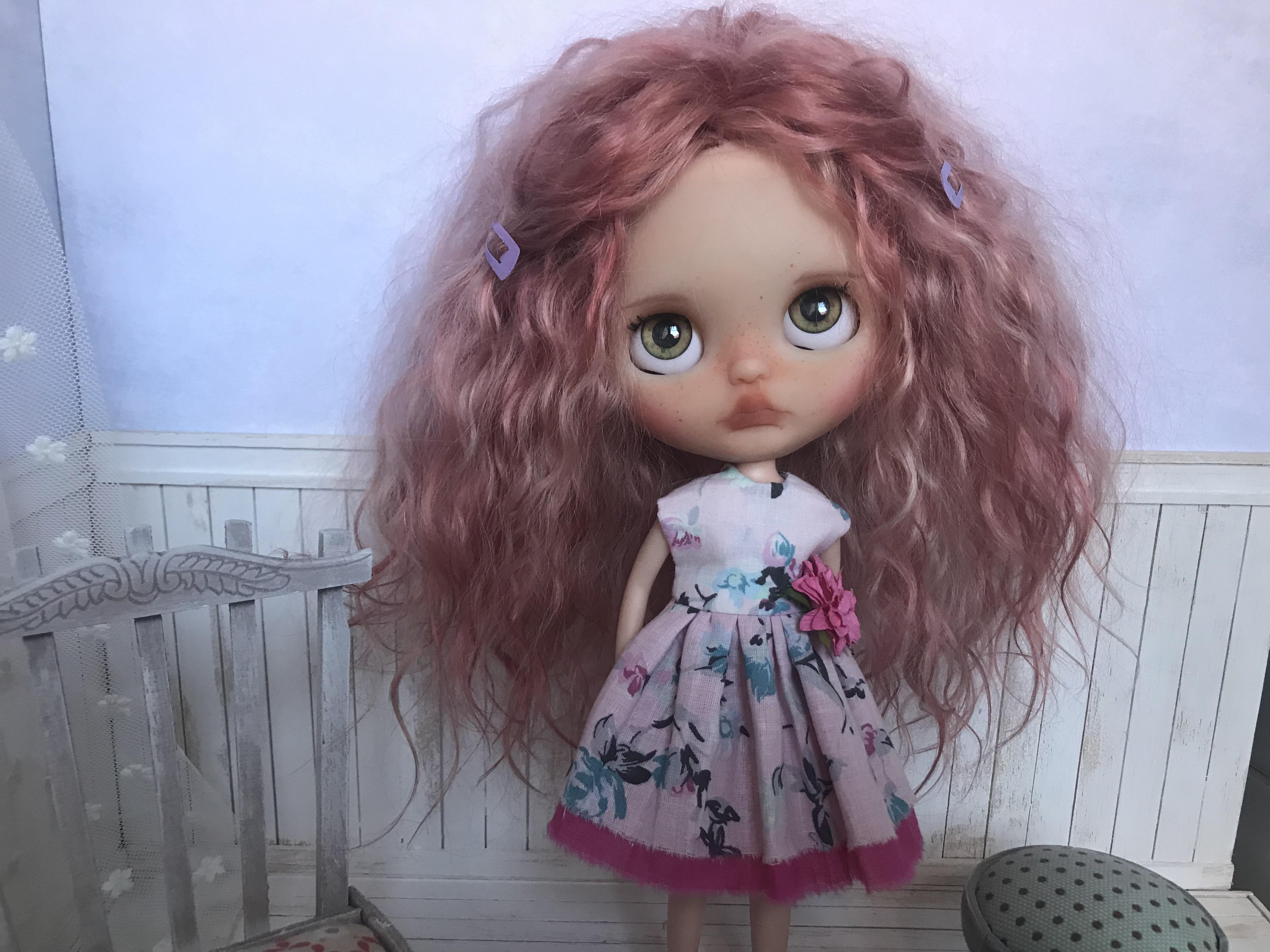 vestido para Isabel